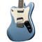 Brand New Fender Squier Paranormal Super-Sonic Ice-Blue Metallic