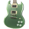 Epiphone SG Muse Electric Guitar Wanderlust Green Metallic