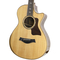 Brand New Taylor 812ce 12-Fret Deluxe Grand Concert Acoustic Electric Guitar Natural