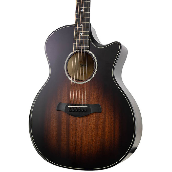 Brand New Taylor 324ce Builder's Edition Shaded Edgeburst